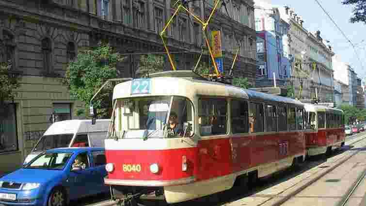 Половина трамваїв Харкова не вийшла на маршрут через борги за електроенергію