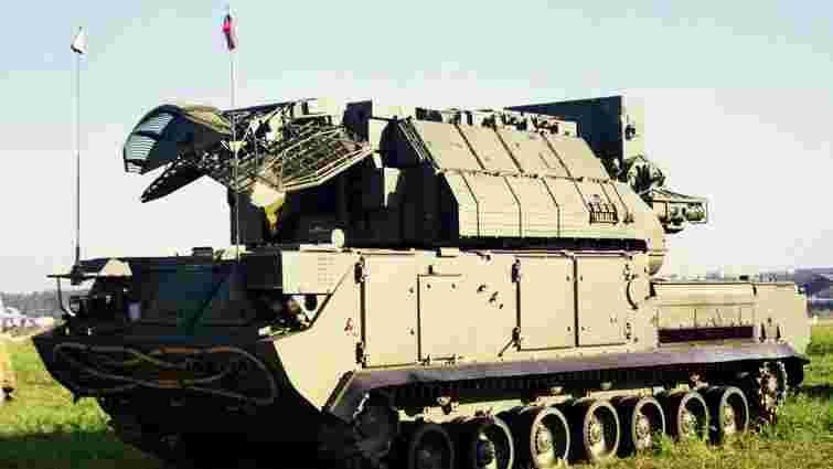 Росія перекинула у зону АТО ракетний дивізіон протиповітряної оборони
