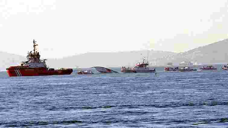 У Туреччині призупинили рух протокою Босфор через зіткнення двох суден