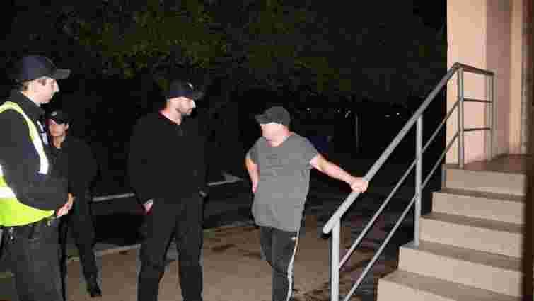 В Мукачеві патрульні затримали п'яного суддю на BMW