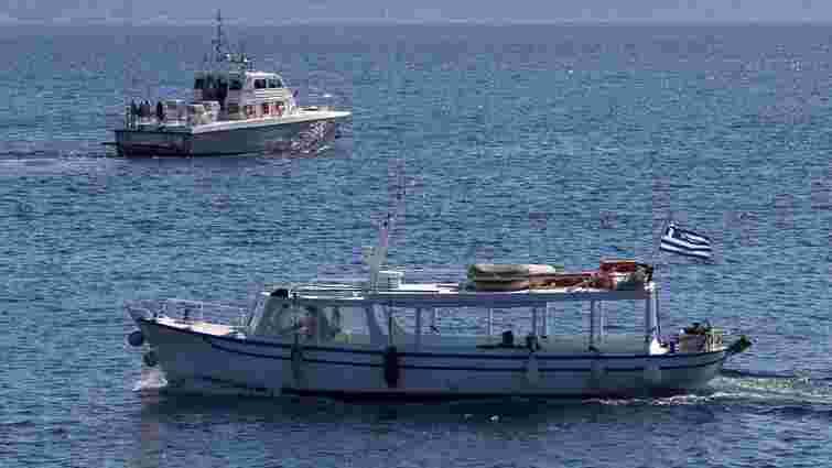 У результаті зіткнення катера й човна біля берегів Греції загинув українець