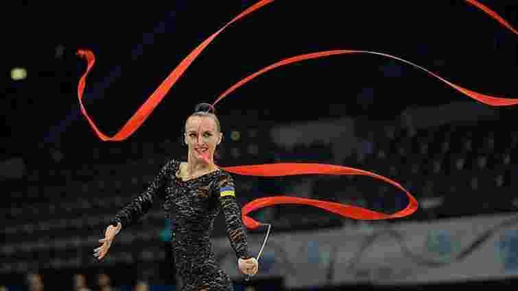 Українська гімнастка з блискучою програмою вийшла у фінал Олімпіади