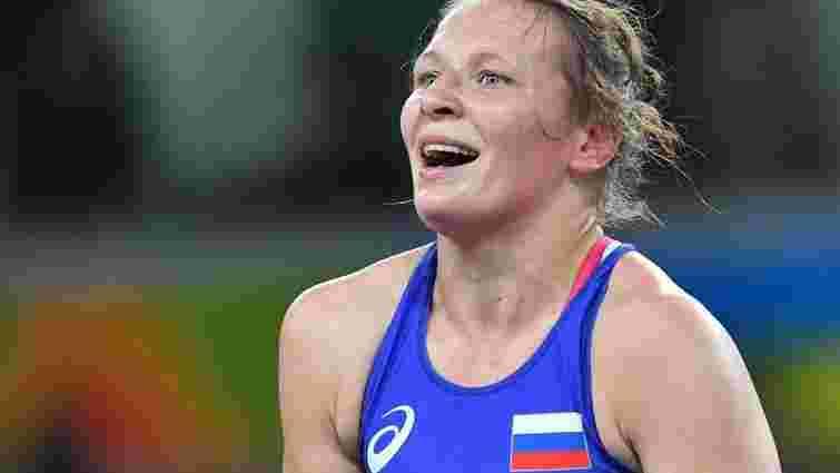 Російська борчиня звинуватила голову федерації у побитті через програш на Олімпіаді