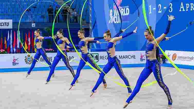 Українські гімнастки вийшли у фінал Олімпіади в Ріо