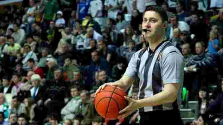 Український арбітр судитиме фінал Олімпіади з баскетболу