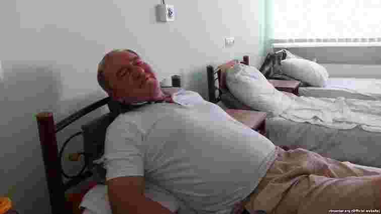 Стан здоров'я госпіталізованого заступника голови Меджлісу різко погіршився