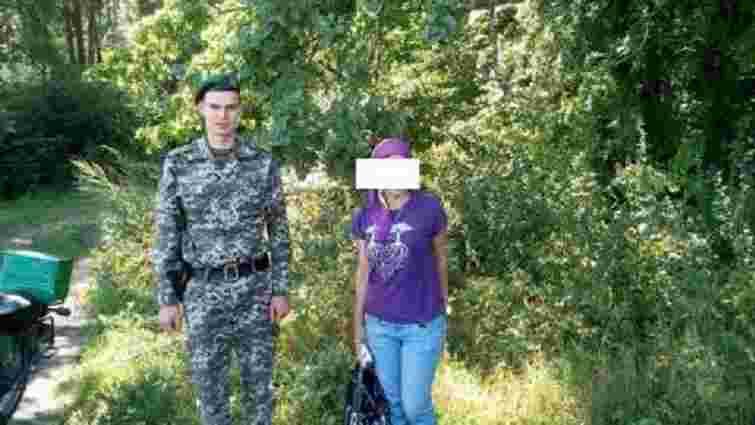 Безвісти зникла дівчина намагалась нелегально перетнути кордон на Львівщині
