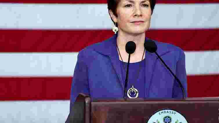Новий посол США приїде в Україну до Дня Незалежності