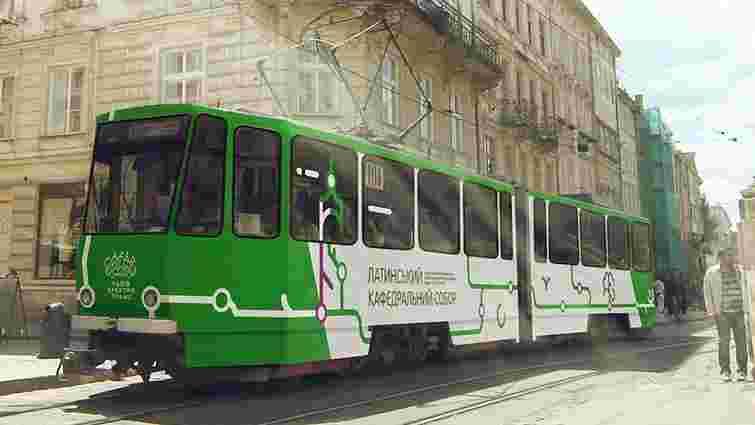 Львівські дизайнери запропонували нову концепцію брендування громадського транспорту