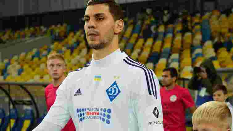 Австрійський захисник «Динамо» перейшов у німецький «Байєр»