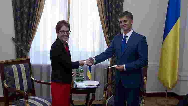 Новий посол США в Україні прибула до Києва