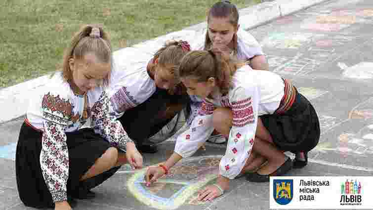 Маленькі львів'яни намалювали майбутній сихівський трамвай