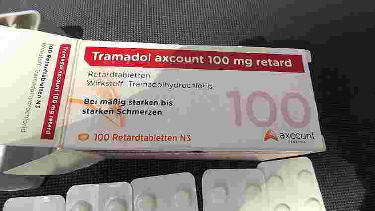 На кордоні з Польщею затримали жінку з нарковмісними таблетками