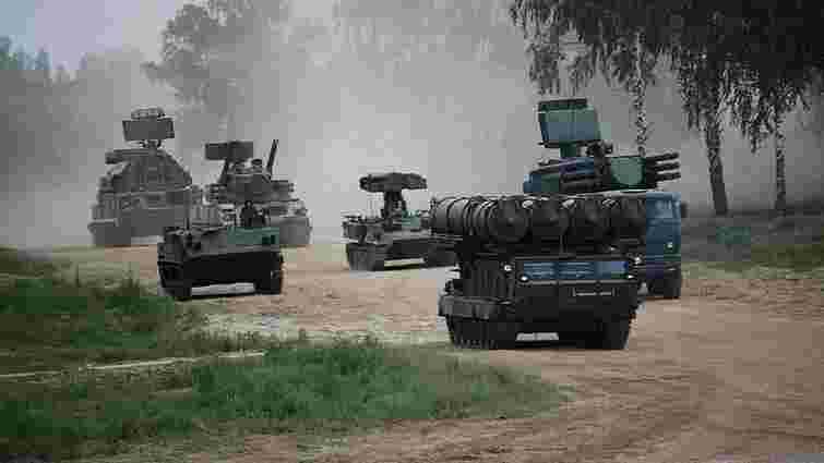 Володимир Путін оголосив раптову перевірку боєготовності російської армії