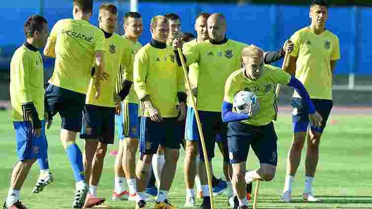 Футболіст «Карпат» отримав виклик у збірну України на матч з Ісландією