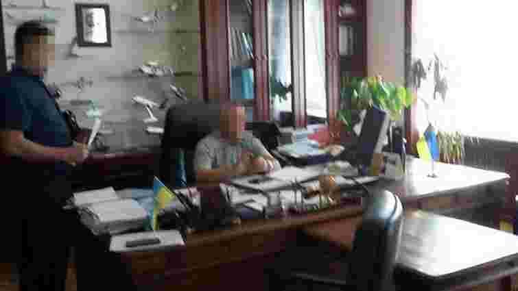 Ректора Національного авіаційного університету затримали на хабарі