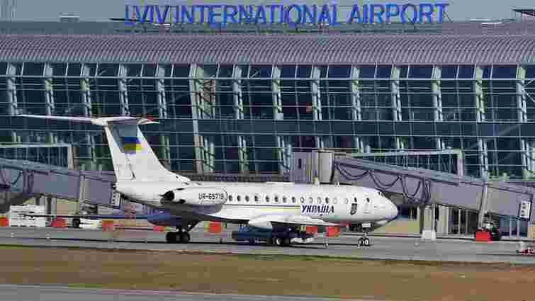 Аеропорт «Львів» веде переговори із європейськими лоукостерами