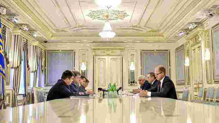 Україна і Білорусь обговорили завершення облаштування державного кордону