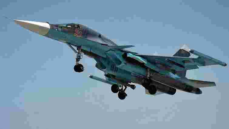 Військову авіацію РФ перебазовують на аеродроми прикордонного з Україною округу