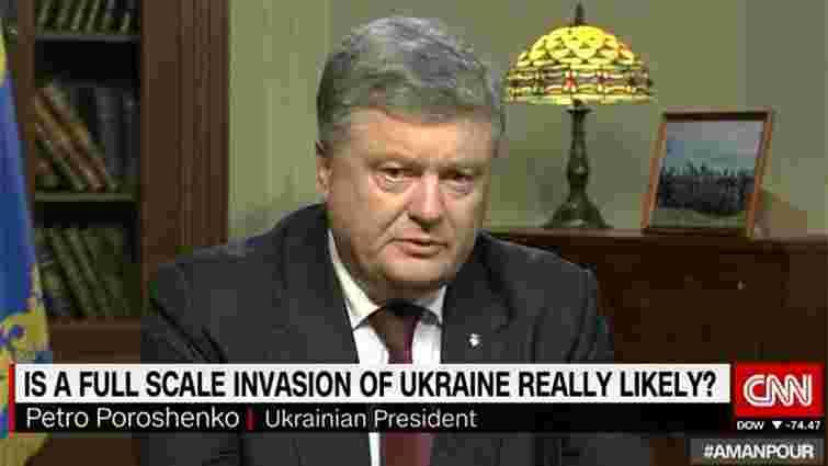 Порошенко констатував повернення сталінських часів у Росії