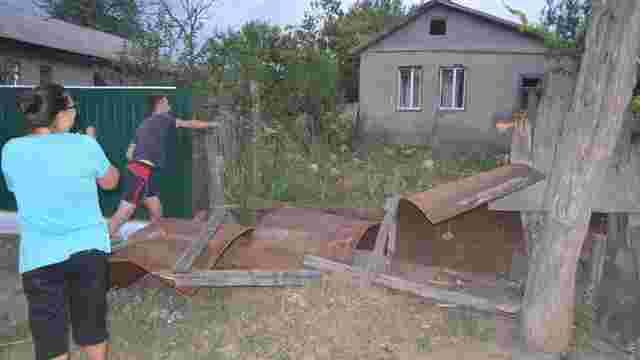 В селі на Одещині після вбивства восьмирічної дівчинки спалахнули масові заворушення
