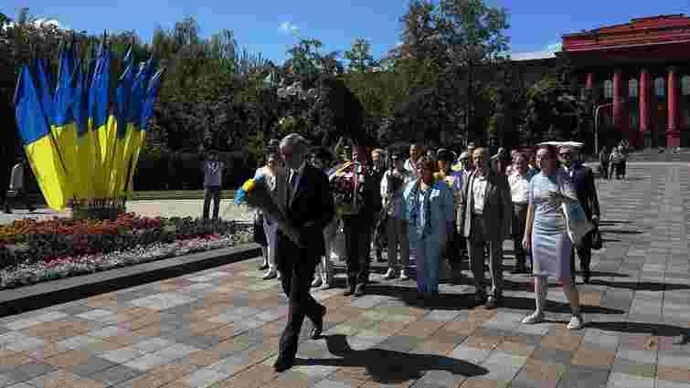 У Києві закінчилися річні збори Світового Конгресу Українців