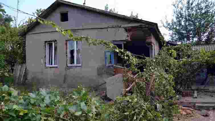 ЗМІ опублікували фото наслідків погромів будинків ромів на Одещині