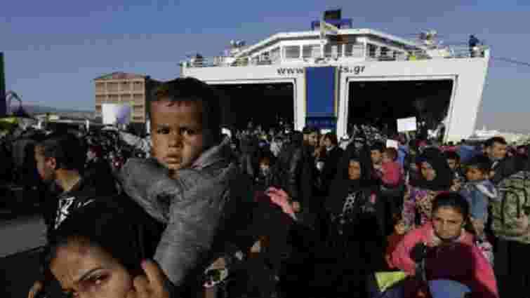 Німеччина до кінця року очікує прибуття близько 300 тис. біженців