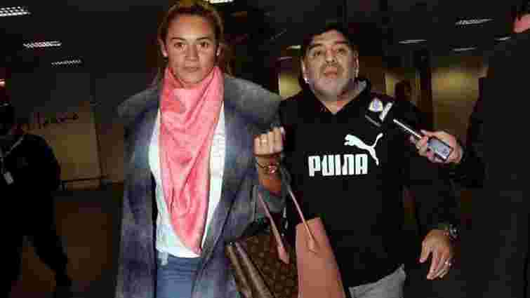 Марадону затримали в аеропорту Буенос-Айреса з підробленими документами