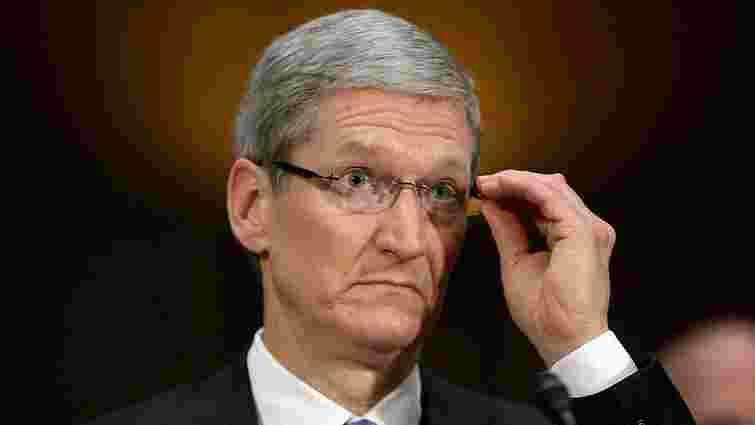 Гендиректор Apple відреагував на рішення Єврокомісії