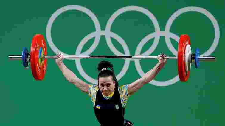 Українська важкоатлетка отримає бронзу Олімпіади-2012