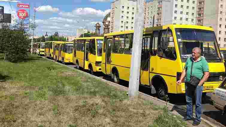 На сесії Львівської міськради вирішуватимуть, що роботи з проїздом пільговиків у маршрутках