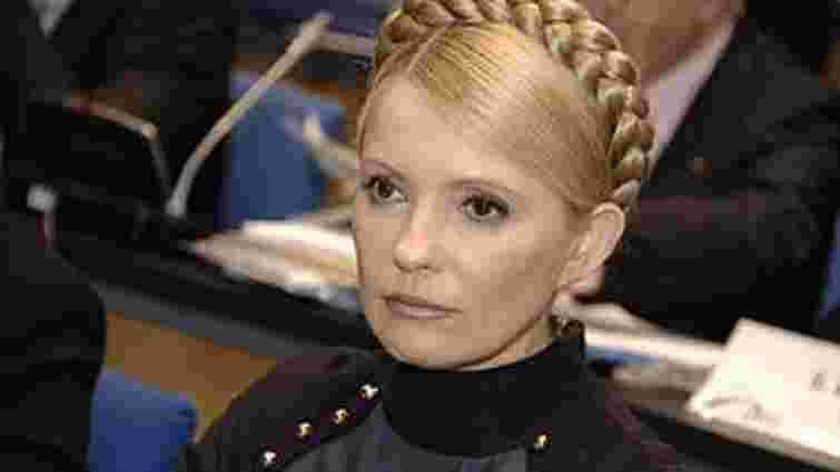 Тимошенко вийшла на перше місце в президентському рейтингу