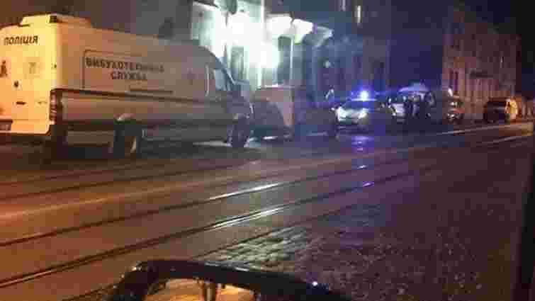 Вночі у львівському Центрі реабілітації слуху шукали вибухівку
