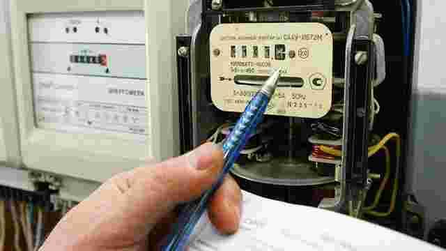 Тарифи на електроенергію для населення зросли на 25%