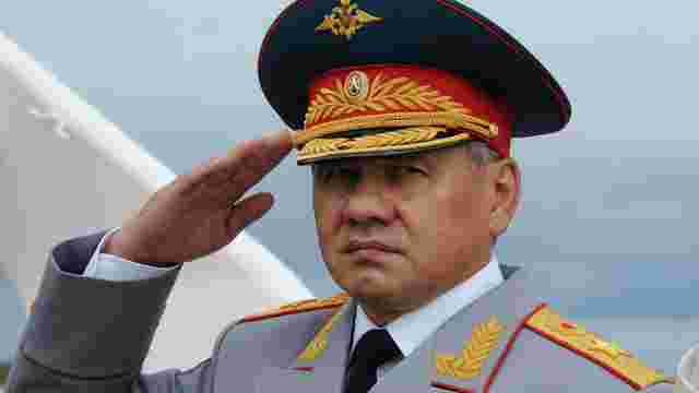 Український суд дозволив затримати міністра оборони Росії