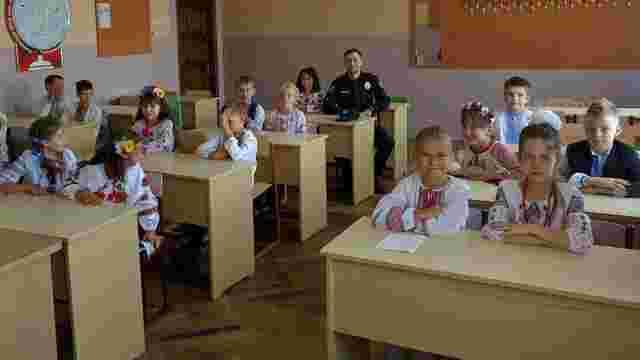 У Львові та ще трьох містах України з'явилися шкільні офіцери поліції