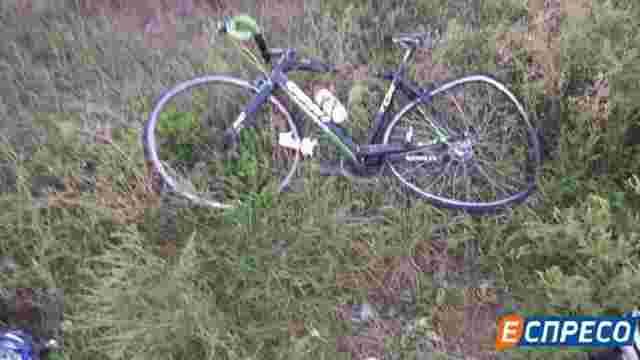 На Київщині вантажівка збила групу велоспортсменів: є жертви