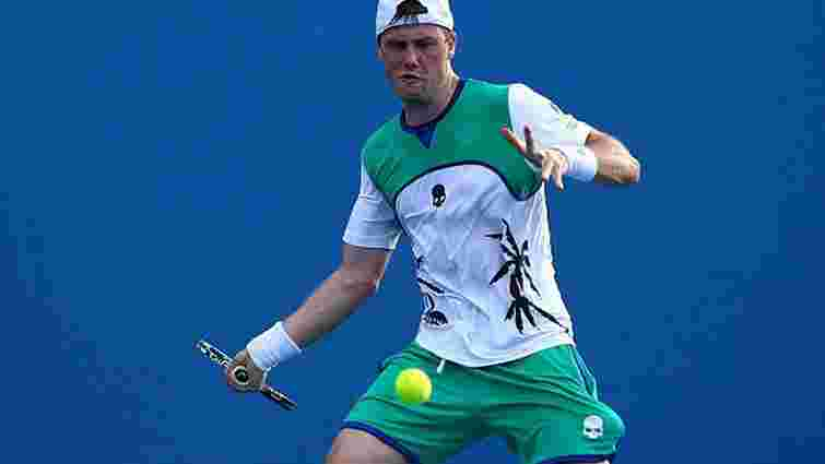 Український тенісист встановив особистий рекорд на US Open