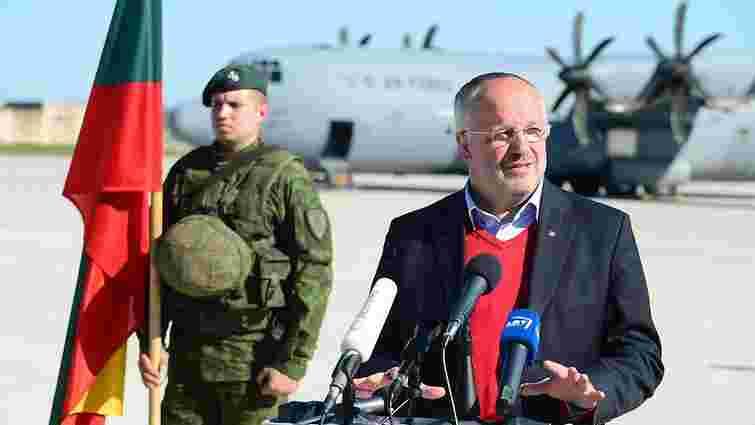 Литва передає Україні невикористані боєприпаси