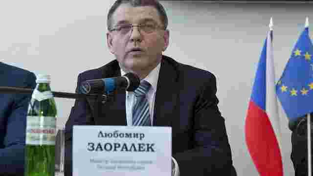 У Чехії пообіцяли застосувати юридичні механізми проти «консульства ДНР»