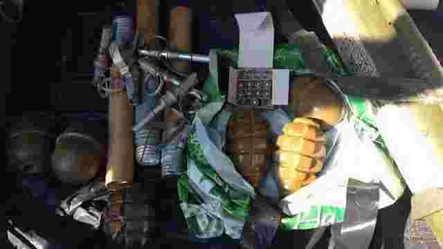 На Донеччині арештували військового за продаж гранатометів