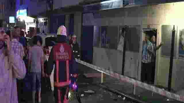 У Стамбулі невідомі кинули вибухівку в нічний клуб