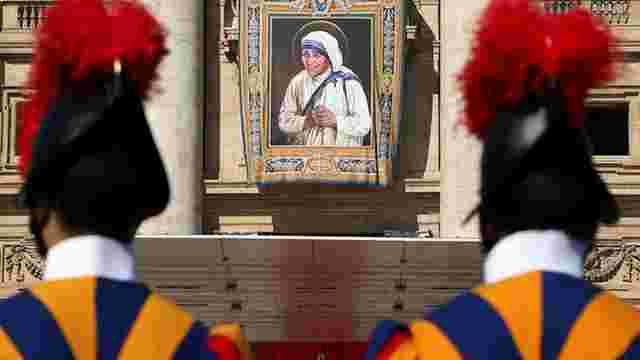 У Ватикані канонізували Матір Терезу