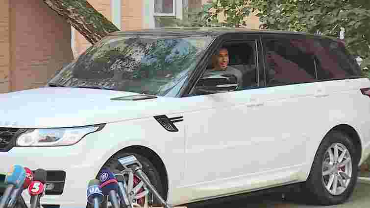 Українська поліція повернула екс-гравцеві «Динамо» викрадений Range Rover