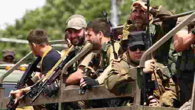 На Донбас з Росії заїхала колона вантажівок з бойовиками