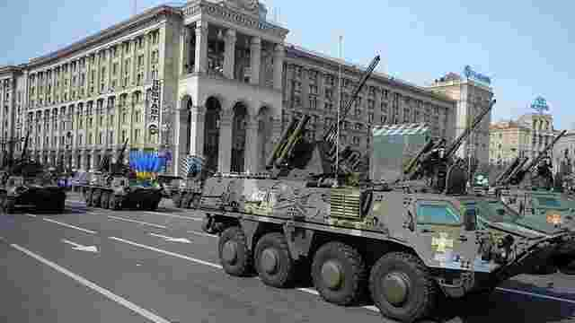 Фінансування оборони в 2017 році становитиме близько ₴120 млрд, – Кубів
