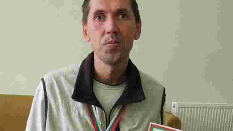 Іван Фідик з Дрогобича став чемпіоном світу з шашок серед незрячих