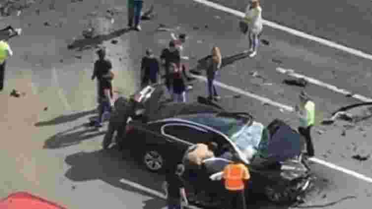 Автомобіль Путіна потрапив в ДТП в Москві, є загиблий
