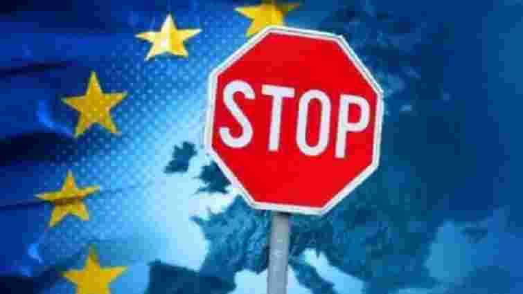 У ЄС погодили продовження санкцій проти Росії на півроку
